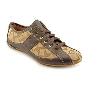 Coach Suee Leather Shoes
